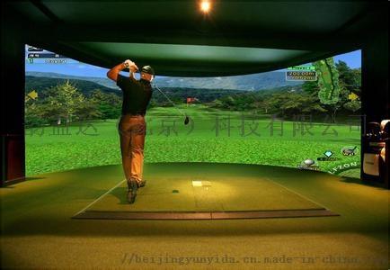 高速摄像模拟高尔夫设备球场软件系统专业技术品牌68753182
