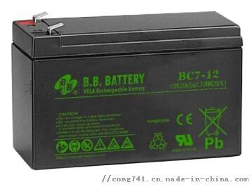 BB蓄電池BC12-12 參數及規格804891012