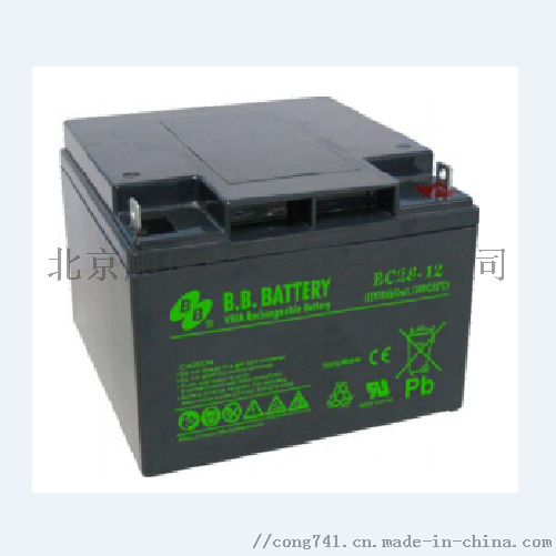 BB蓄電池BC12-12 參數及規格804891002