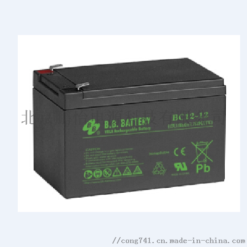 BB蓄電池BC12-12 參數及規格804890982