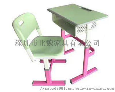 学生课桌椅_学校课桌椅厂家-深圳市北魏学生课桌椅厂95755455