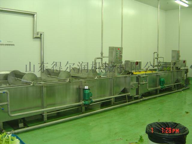 G 香葱清洗机 自动化喷淋水浴洗葱机 洗葱生产线809347802