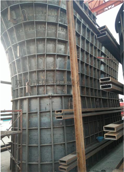 異形墩柱鋼模板河南鄭州廠家77688492