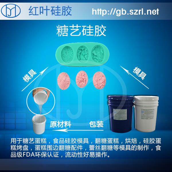 MSDS/MSGS/FDA认证级食品级液体硅胶8220835