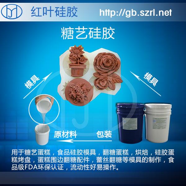 MSDS/MSGS/FDA认证级食品级液体硅胶8220675