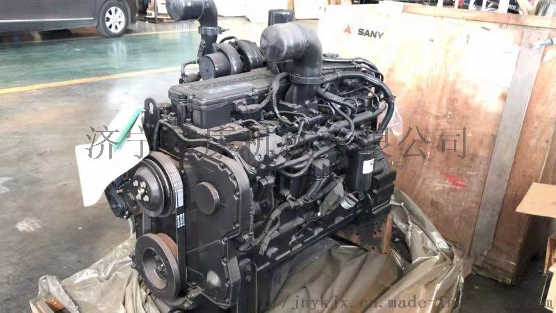 小松360-8挖掘机|6D114-3|原装发动机57634332