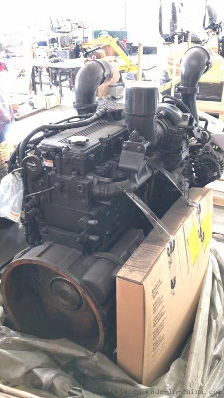360-8挖掘机 6D114-3 原装发动机761209512