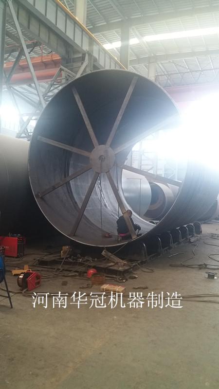 高岭土煅烧回转窑设备厂家如何选择河南华冠98322852