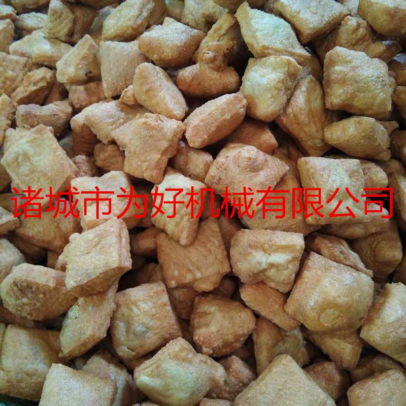小型豆腐干油炸机 兰花干油炸设备94747012