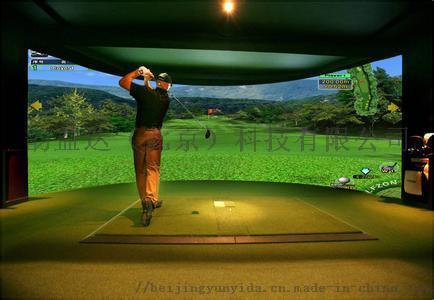 高速攝像高爾夫模擬器領域裏舉足輕重與值得依賴的廠商69564512