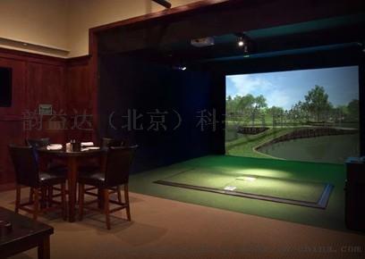 是室內模擬高爾夫用戶非常青睞的室內高爾夫產品69342832