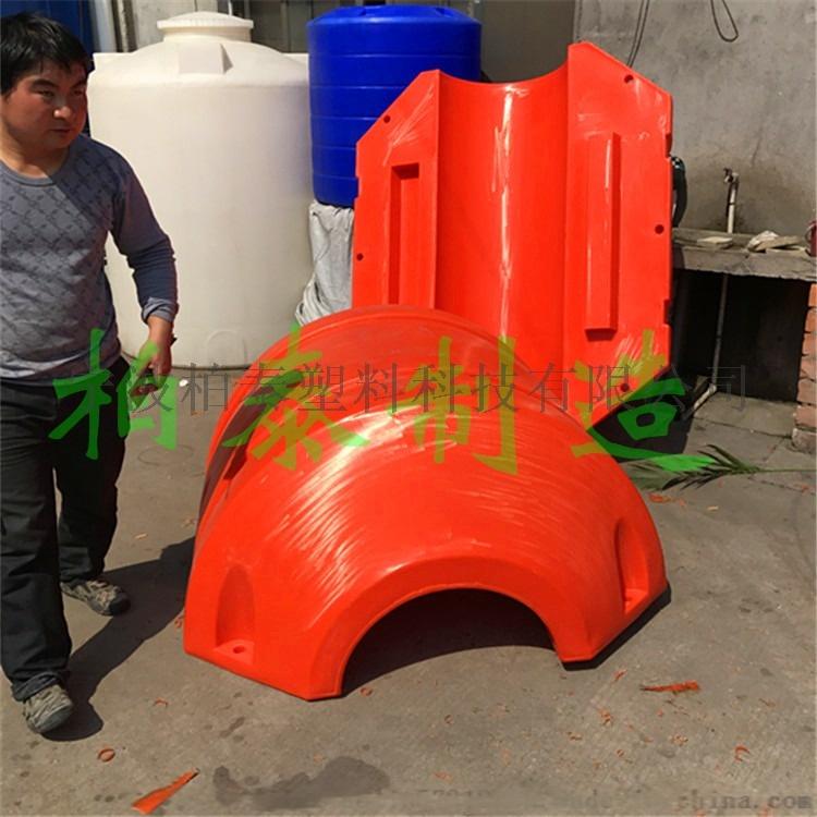 水面垃圾集中阻隔垃圾浮筒厂家介绍98064222