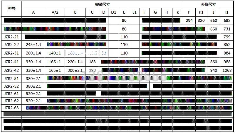 起重电机,型号JZR2 12-6/3.5KW99318125
