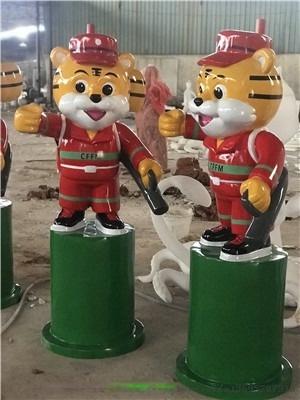 廠家定製玻璃鋼卡通動物雕塑91313215