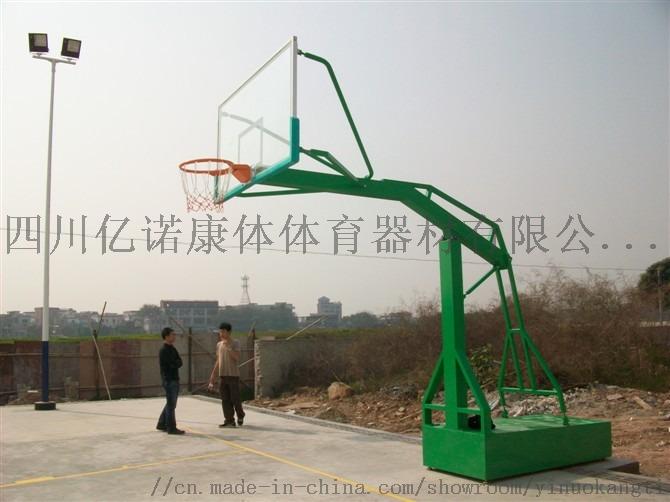 四川移动高端标准液压篮球架814480162