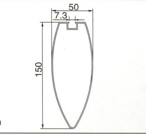 凹槽铝方通型材 弧形铝方通尺寸 广告牌铝型材.jpg