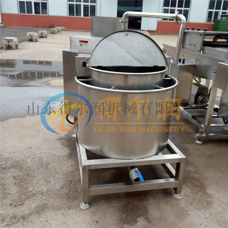 浓浆打浆机 变频式淀粉浆液打浆设备 打浆裹浆机86573322