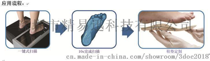脚底三维扫描仪LSS-300-鞋垫定制测量66935905