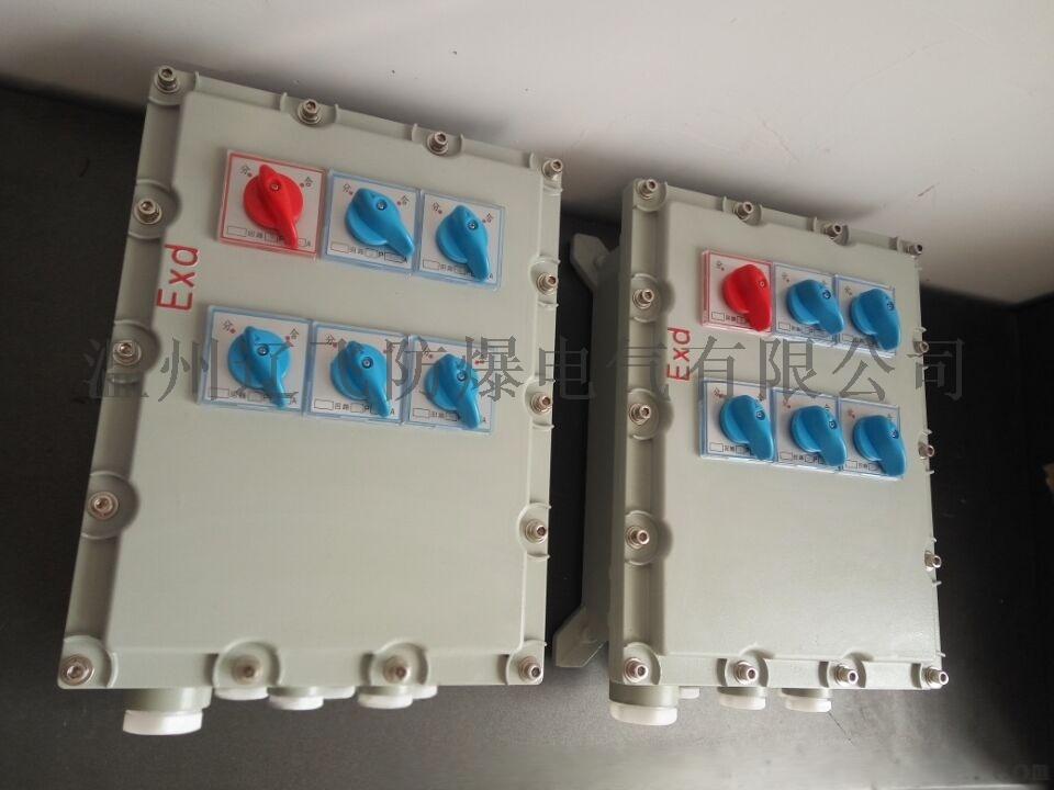 BXX52-2/32户外露天防爆箱100055552