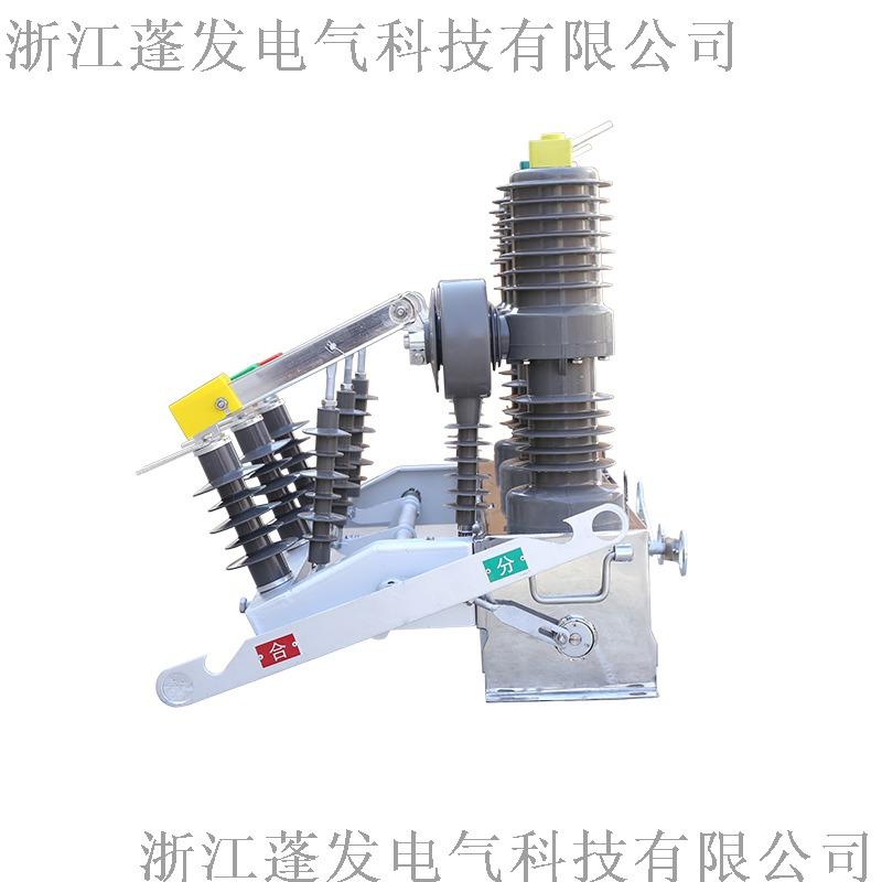 zw32真空斷路器 手動隔離 柱上開關 蓬發電氣800157092