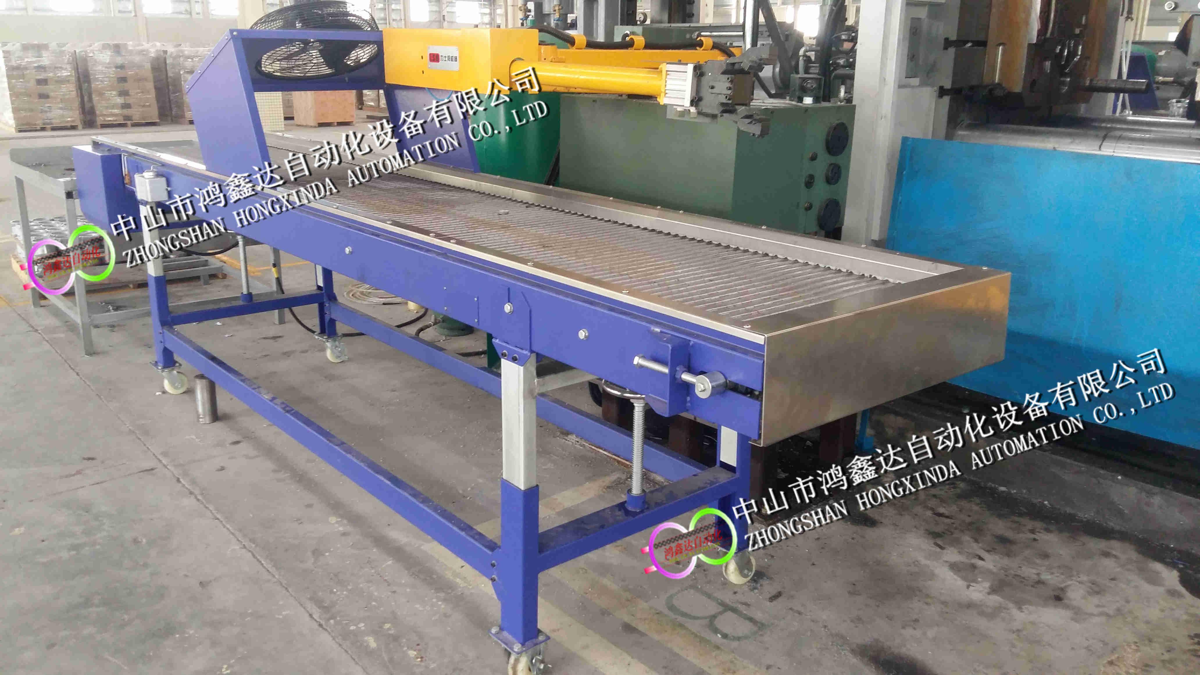 佛山铸铝件冷却链板线,中山铸铁件输送线93954475