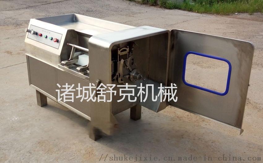 不锈钢全自动三维肉类切丁机76689112