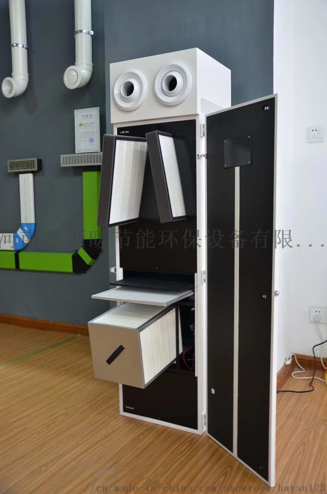 萊斯·克韋爾新風壁掛機智慧家用櫃機限時促銷中107326785