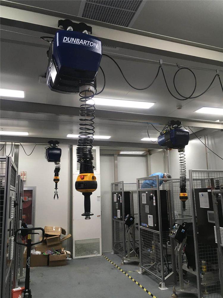折臂式起重機/80kg電動智慧提升折臂吊142445285