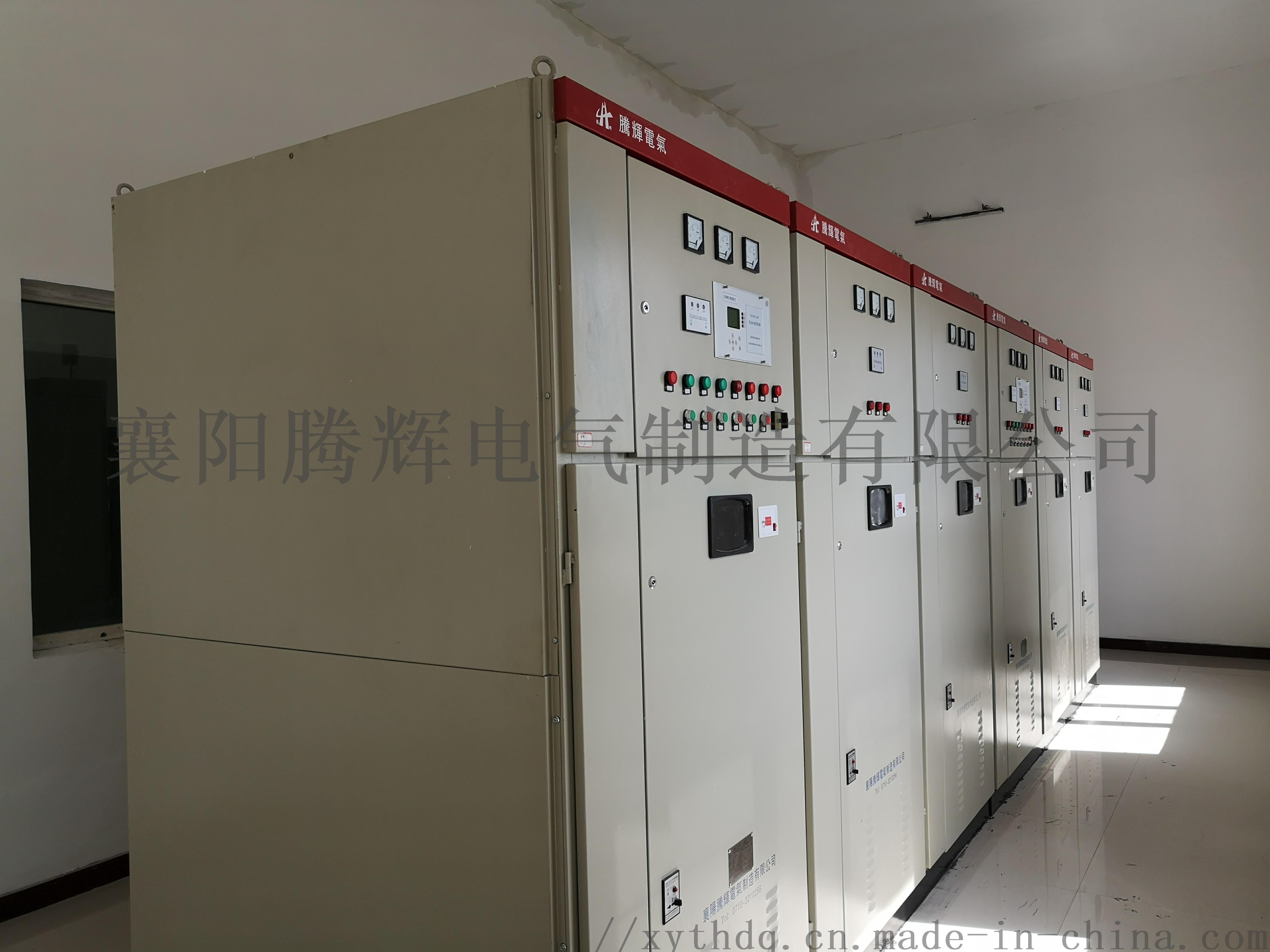 高压电容补偿柜过电压保护