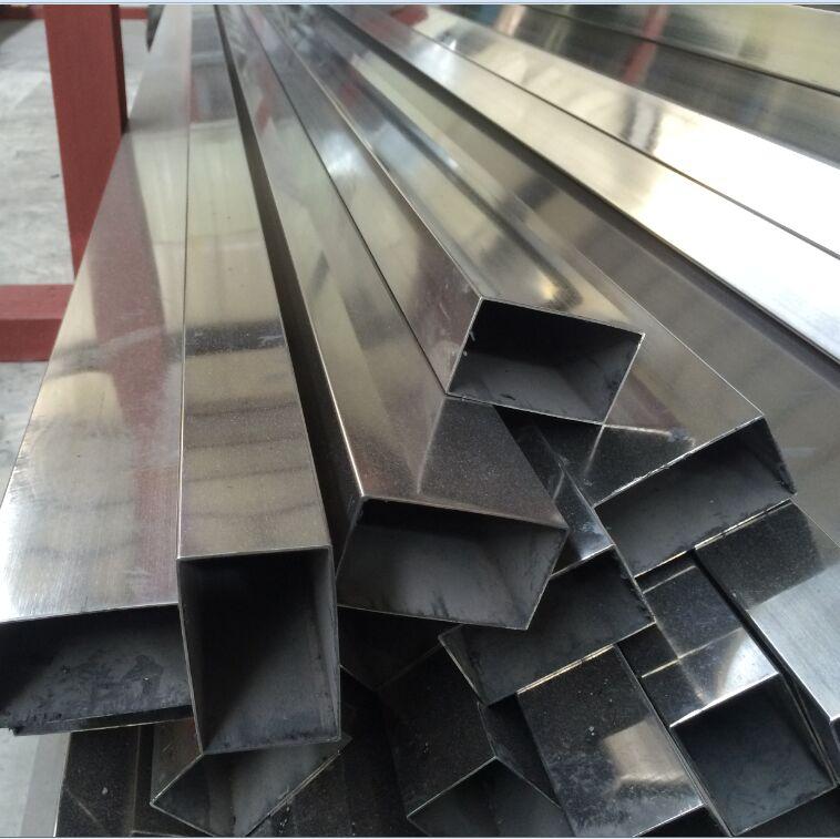 201不锈钢方管规格 10*20不锈钢拉丝管 SUS201不锈钢焊管规格701820355