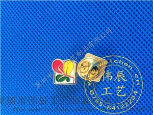 西服佩戴年会胸章定制,公司徽章制作,东莞定制徽章厂801556795