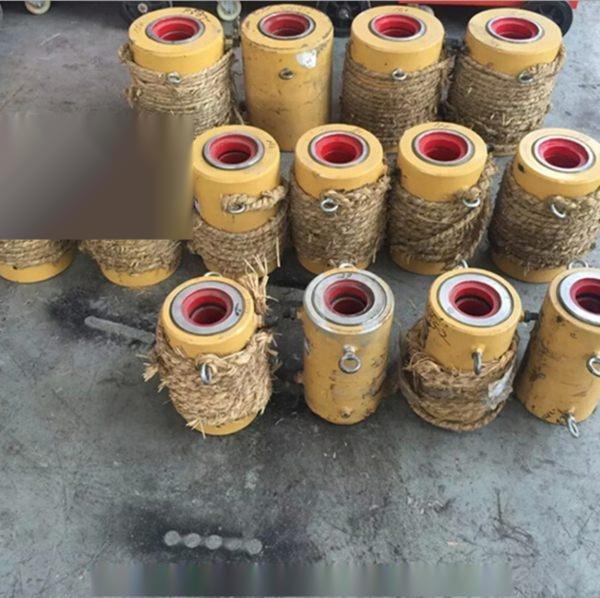 江苏常州市YDC系列千斤顶市场走向液压150t千斤顶