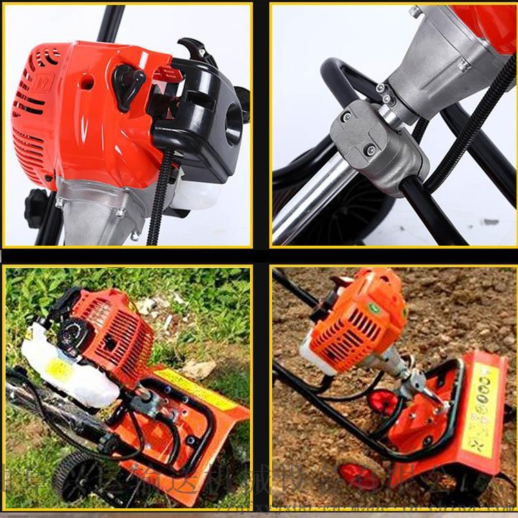 多功能旋耕机 多种辅具快速更换 多功能犁地机803226935