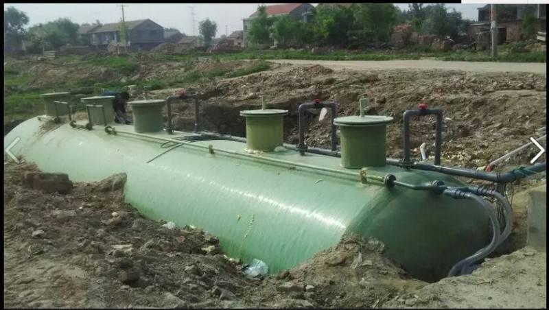 城鎮幼兒園玻璃鋼廢水處理設備推薦