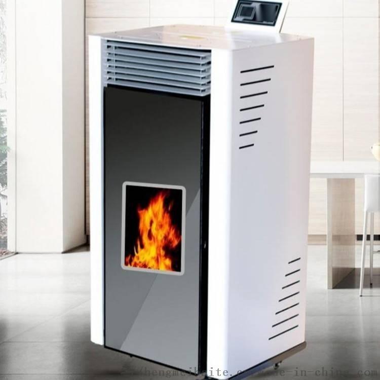 生物质颗粒炉 即开即热仓库取暖炉 家用采暖炉106087642