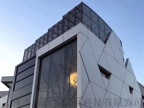 氟碳鋁板幕牆 外牆鋁單板圖片 氟碳漆鋁板價格.jpg