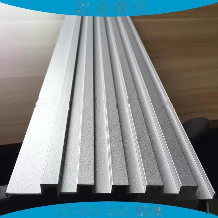 10*10规格波纹铝板吊顶天花 墙面装饰凹凸型长城铝板101646155