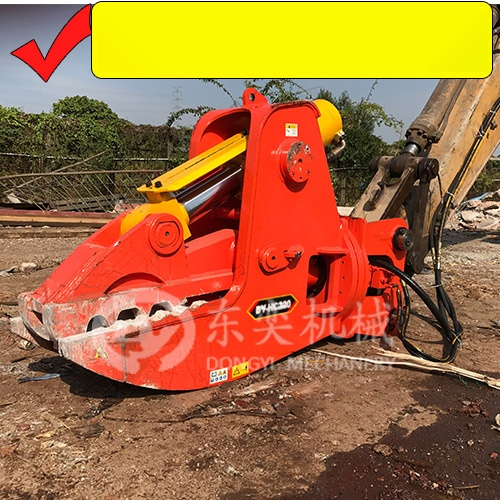 200挖機液壓夾子、粉碎鉗、混凝土粉碎必備夾子765787155