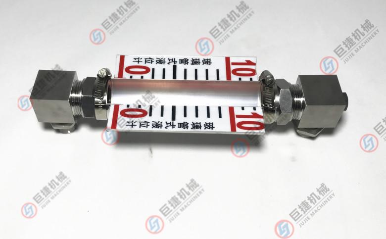 单头快装式液位计 小型玻璃管液位计  不锈钢液位计 直角水箱液位计 L型液位计49349945