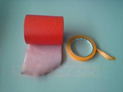 捷顺达厂家供应型号:高粘 中粘 低粘 皱纹纸胶带3877415