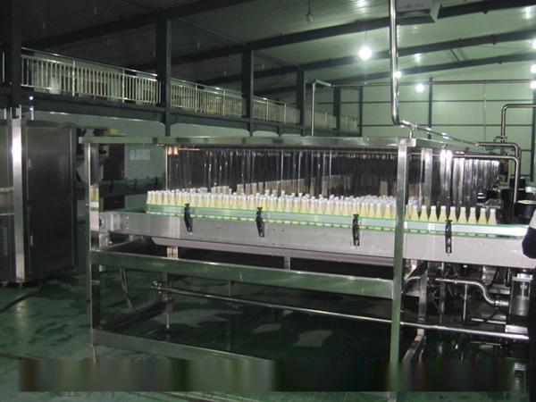 全自动菠萝醋加工设备厂家|大型果醋生产线-KX38340972