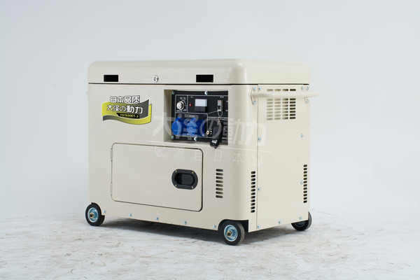 大泽动力6千瓦小型静音柴油发电机组71203392