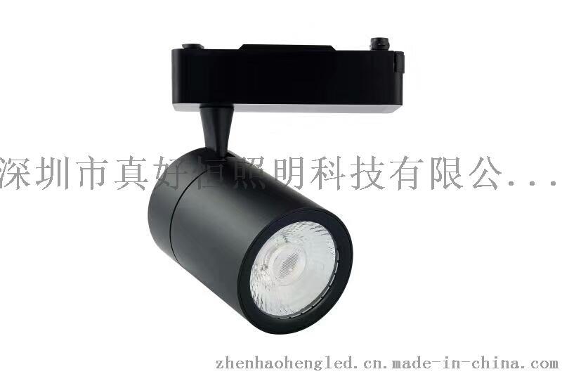 好恆照明專業生產LED軌道燈30W 光效110lm/w 進口晶片 導軌燈 服裝店射燈 展廳射燈 商場 超市專用射燈 廠家直銷759027495