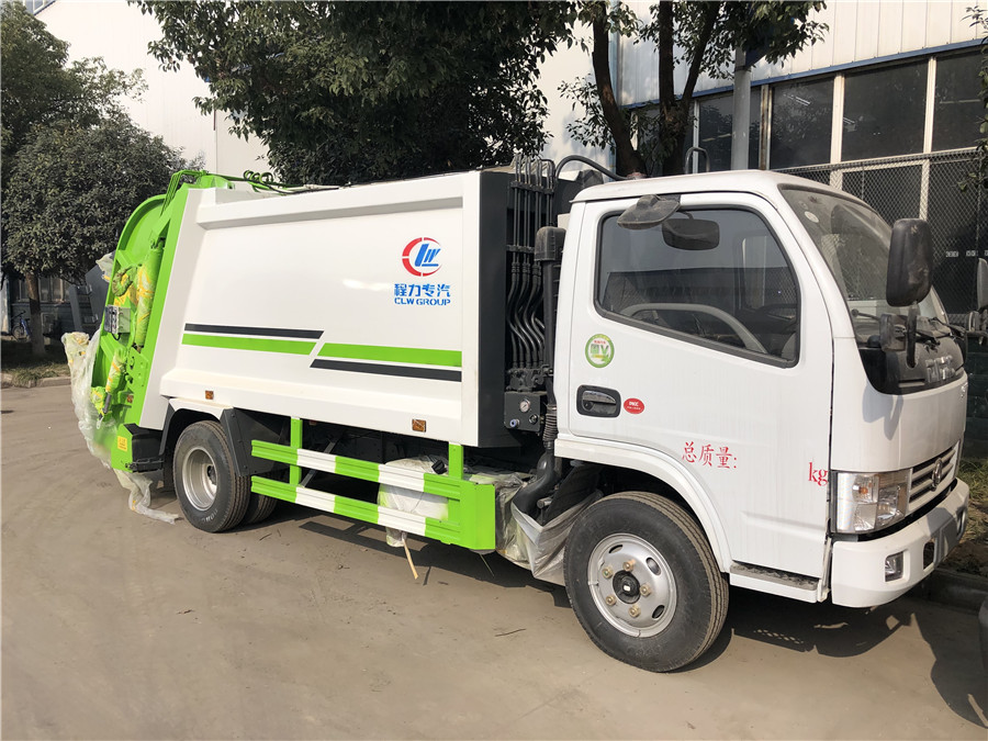 10噸綠化垃圾車廠家 15噸垃圾車價格835661565