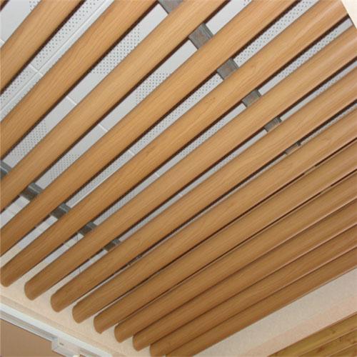 木纹铝圆管吊顶 木纹铝圆管生产商 铝圆管型材.jpg