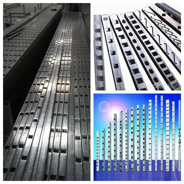 厂家直销恒竣达铝合金冲孔机 机械冲孔机82179925