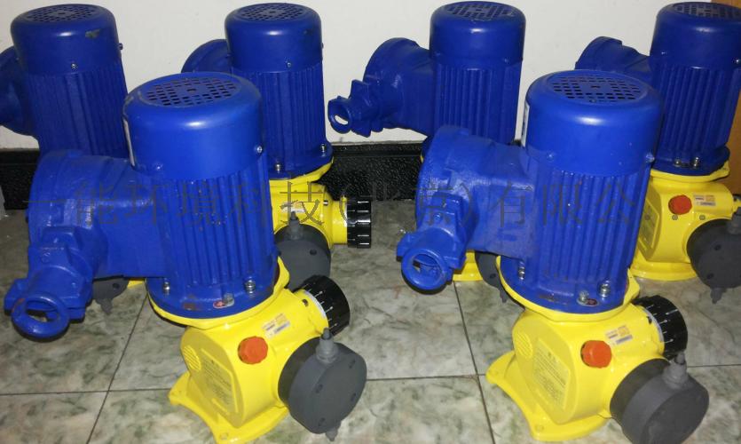 米顿罗防爆计量泵;LMI防爆加药泵102413165
