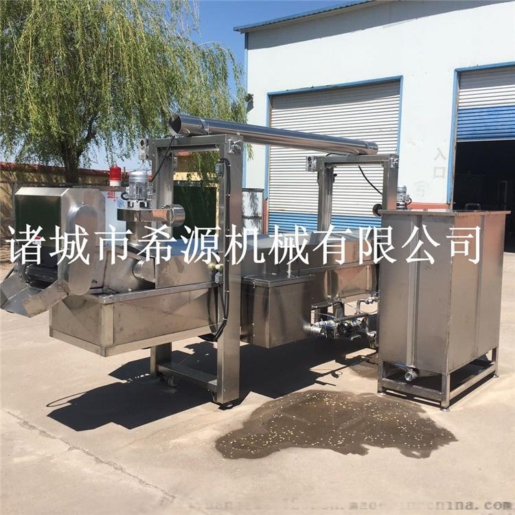 2020新型安徽馓子油炸机 自动刮渣过滤 上门安装116539172