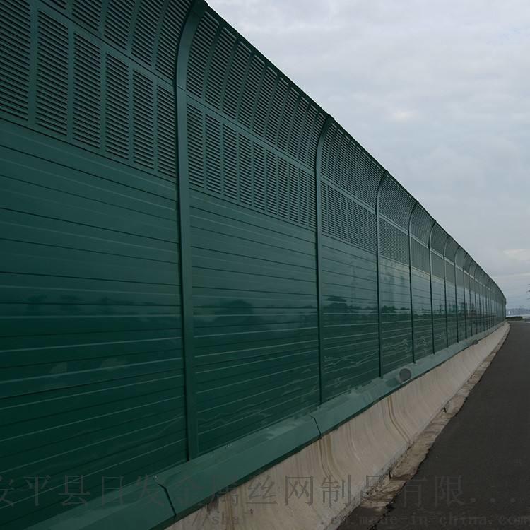 广州金属声屏障安装施工、隔声降噪隔音墙821499332