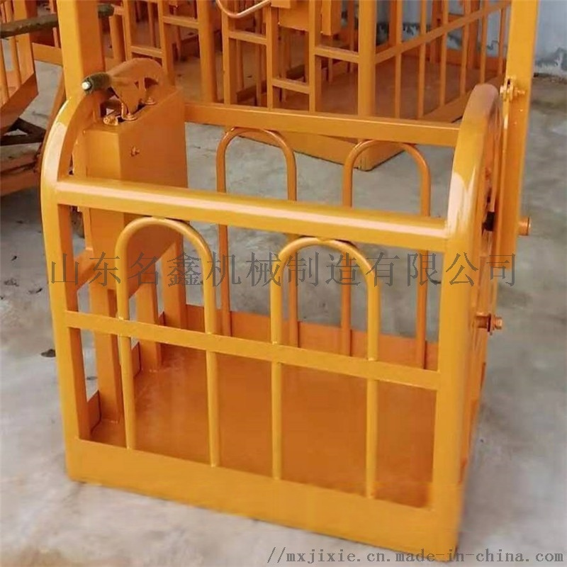 高空作业吊笼吊篮 建筑吊车施工吊篮832574572